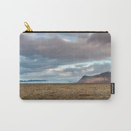 Glacier Fields of Iceland Carry-All Pouch
