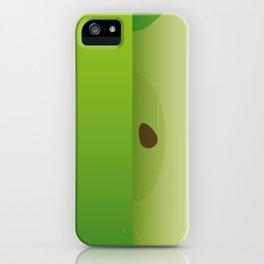 Green apple iPhone Case