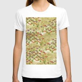 Vintage oriental pattern T-shirt