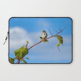 Swinging on a Vine Laptop Sleeve