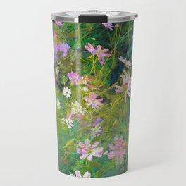 Flowers of my soul Travel Mug