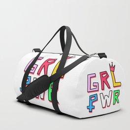 GRL PWR Duffle Bag