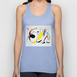Shapes-1 Unisex Tank Top