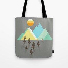 Asphalt Sun Tote Bag