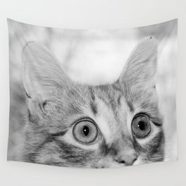 What's New KittyCat Wall Tapestry