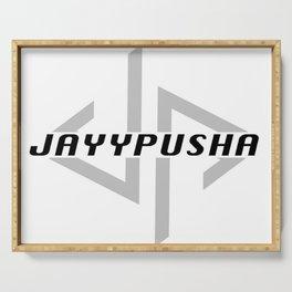 Jayy Pusha Serving Tray