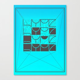 HYPE Canvas Print
