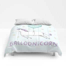 Balloonicorn Comforters