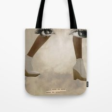 Keep Forward Tote Bag