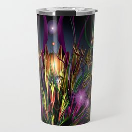 Art Deco Lullaby Travel Mug