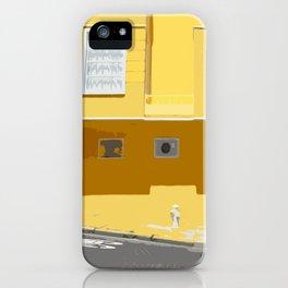 Yellow, San Francisco  iPhone Case