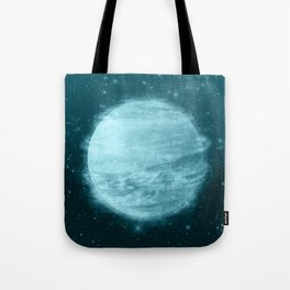 Ice Planet Tote Bag
