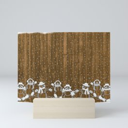 Christmas magic 20. Mini Art Print