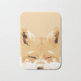 Smiling Fox Bath Mat