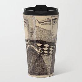 The Golden Fish (2) Travel Mug