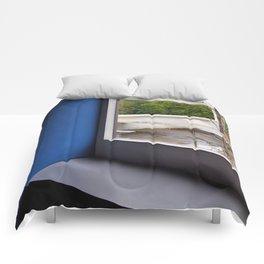 Villa Savoye 2 Comforters