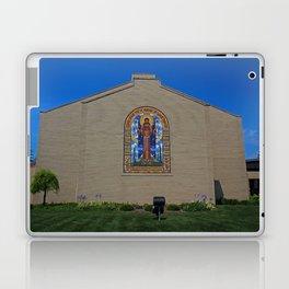 Lourdes University- Peace Prayer Attributed to St Francis Laptop & iPad Skin