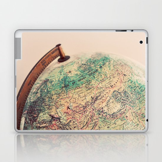 Global Laptop & iPad Skin