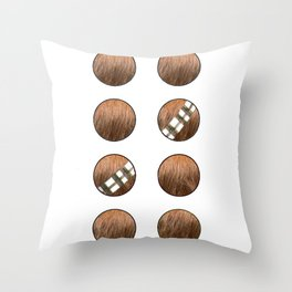 CHWBCCA DCNSTRCTD CHWY Throw Pillow