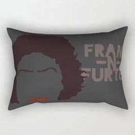 Frankenfurter and you Rectangular Pillow