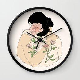 Help Me Grow Wall Clock