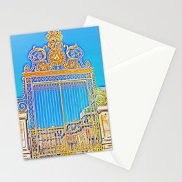 Gate to The King of The Sun Stationery Cards