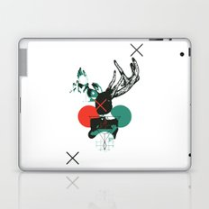 Girl with Horns Laptop & iPad Skin