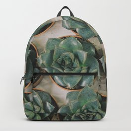 Succulent Collection Backpack
