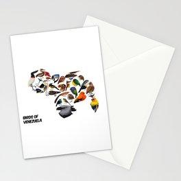 birds of Venezuela Stationery Cards