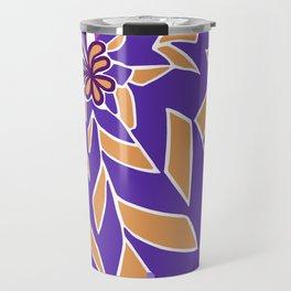 BAYAMO: MYSTERIAN, Art Deco Tropical Travel Mug