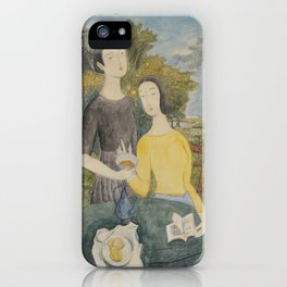 AFTERNOON TEA iPhone Case