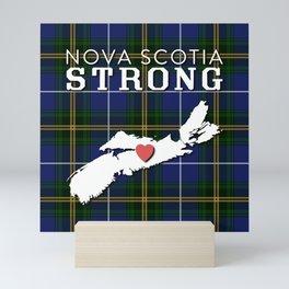 Nova Scotia Strong Mini Art Print