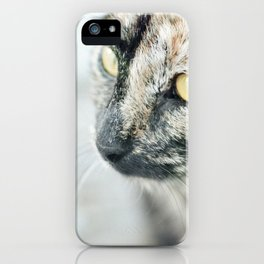 The (Homeless) Huntress iPhone Case