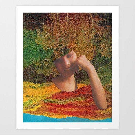 1,2,3 Art Print