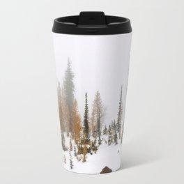Larch Trees Travel Mug