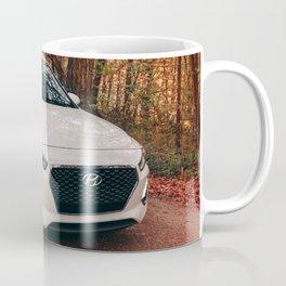 Autumn Color drive-thru Coffee Mug