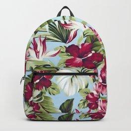 Tropical garden II Backpack