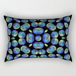 Many Marbles Rectangular Pillow