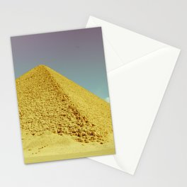 Egypt - Pyramid and Sands Stationery Cards