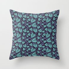 Midnight Bayou Throw Pillow