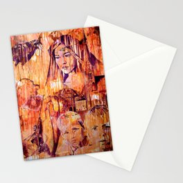 Telse and Magdalena or the question: how free is a Dithmarscher? Stationery Cards