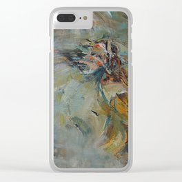 Dance like a flight Clear iPhone Case