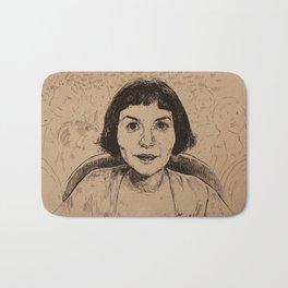 Amélie Poulain Bath Mat