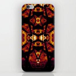 Eye of Fire iPhone Skin