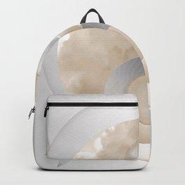 YinYang Love Beige Backpack