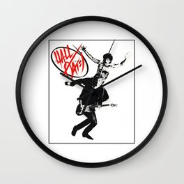 DARYL HALL AND JOHN OATES Wall Clock