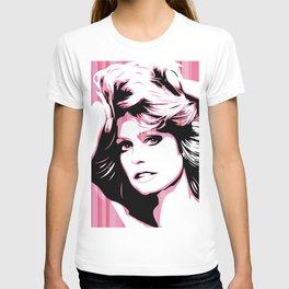 Farrah Fawcett   Pop Art T-shirt