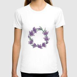 circle of life T-shirt