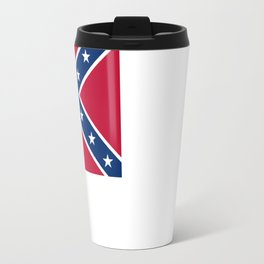 Bloodstained Banner Of The Confederacy Travel Mug
