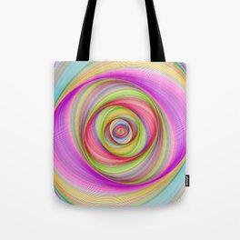 Magnetic storm Tote Bag